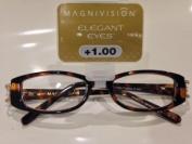 Magnivision Elegant Eyes Chelsea reading glasses+1.25