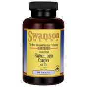 Swanson Standardised Phytoestrogen Complex 60 Sgels