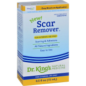 King Bio Homoeopathic Scar Remover - .150ml - Gluten Free - Yeast Free -