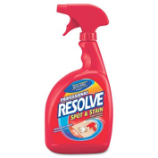 ** Spot & Stain Carpet Cleaner, 950ml Spray Bottle ** by Professional RESOLVE