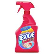 RECKITT BENCKISER PROFESSIONAL 97402EA Spot amp; Stain Carpet Cleaner, 950ml Spray Bottle
