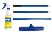 Groom Industries CS36.9lBROOM Perky Carpet Broom with Fresh Touch Up & Soil Remover