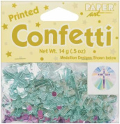 Confetti 15mls/pkg-stained Glass