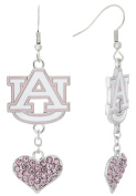 Special Edition Auburn Love Pink Collection Dangle Earrings