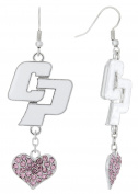 Special Edition Cal Poly Love Pink Collection Dangle Earrings