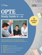 Opte Study Guide 6-12