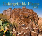 Unforgettable Places 2018