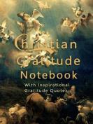 Christian Gratitude Notebook
