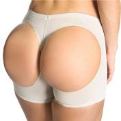 SAYFUT Women's Body Shaper Butt Lifter Tummy Control Seamless Panty