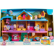 Disney Doc Mcstuffinsville Hospital Playset