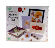 Complete Flower Pressing Kit - By Craft Deco - Lots of Items