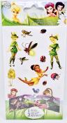 Disney TinkerBell & Fairies Sticker Play Scene,1 Play Scene,2 Sticker Sheets
