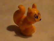 Authentic Lego Elves Yellow Squirrel Animal Minifigure