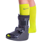 Short Broken Toe Boot for Fracture Recovery-XS