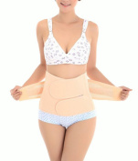 Aexge Elastic Breathable Postpartum Postnatal Recoery Support Girdle Belt Post Pregnancy Belly Waist Slimming Shaper Wrapper Band Abdomen Abdominal Binder for Women and Maternity