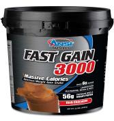 ANSI - Fast Gain 3000 - Massive Calorie Weight Gainer - 5.4kg