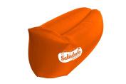 Raidfox Sakadodo Inflatable Camping Air Bed with Free LED Light,Air Sofa Bag, Best Lay Bag, Air Mattress
