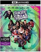 Suicide Squad  [Region B] [Blu-ray]