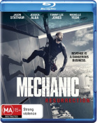 Mechanic Resurrection Blu-ray  [Region B] [Blu-ray]