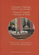 Massenet: Catalogue General des Oeuvres/Massenet [FRE]