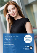 CPA Australia Financial Reporting