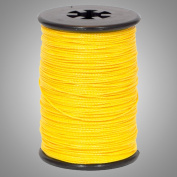 Yellow Brownell #4 Nylon Archery Bow String Serving