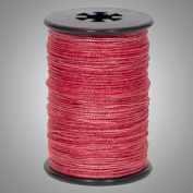 Red Brownell #4 Nylon Archery Bow String Serving