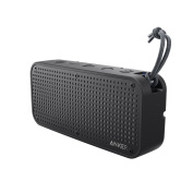 Anker SoundCore Sport XL Outdoor Portable Bluetooth Speaker - 16W Output and 2 Subwoofers, IP67 Waterproof & Dustproof, Shockproof, 20m Bluetooth Range, 15H Playtime, Built-in Mic, USB Charging Port