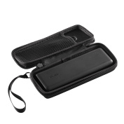 Hard CASE for Anker 20100mAh Portable Charger PowerCore 20100. With mesh pocket. By Caseling