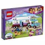 LEGO 41125 Horse Vet Trailer Building Kit,