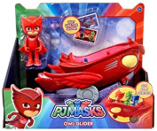 PJ Masks Owelette Figure with Owl Glider