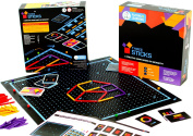 Kitki THREE STICKS Math Game Puzzles For Kids Educational STEM Toys. Gifts For Boys & Girls Of Ages 8 & Up. Improves Geometry, Logical Thinking & Creativity.