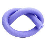 Zadaro Exclusive Rehabilitation Swimming Pool Noodle Water Float Aid Woggle Swim Purple