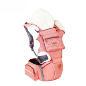 Baby Strap Waist Stool Baby Holding Baby Holding Multi-function Children's Four Seasons Universal Breathable Children's Strap (3 Colours)