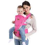 Baby Straps Multi-functional Shoulders Hold Baby Waist Stool Baby Before The Hold-type Anti-o-type Leg Four Seasons Stool (5 Colours)