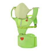 Shoulders Breathable Baby Waist Stool Multi-purpose Universal Four Seasons Children's Strap Former Hold Hold Infant Stool (Four-colour)