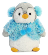 Aurora World 73950 Pompom Penguin Panache Blue 29cm