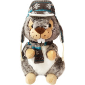 Small Foot 10103 Beaver Cuddly Toy