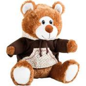 Small Foot 10094 Teddy Bear with Hoodie