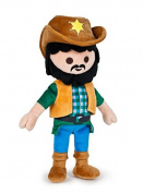 PLAYMOBIL - Plush toy Cowboy 30cm - Quality super soft
