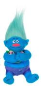 "Trolls - Plush toy Biggie 9""/23cm, light blue hair - Quality super soft"