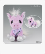 Trend 5697 Stuffed Toy Snukis Stella The Unicorn