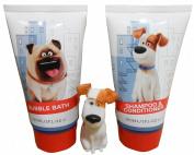 The Secret Life of Pets Fun Bath Trio Set