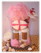 Beauty Pink Bath Time Vase - Exclusive to The Gift Box