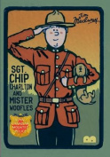 Sgt. Chip Charlton & Mr Woofles of the Royal Canadian Mounted Police