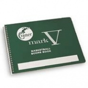 Cramer Products Scorebook 191201 Scorebook Mark V Basketball