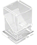 Update International TPD-AC Acrylic Toothpick Dispensers
