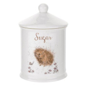 Wrendale by Royal Worcester Sugar Canister Hedgehog, Multi-Colour