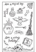 Woodware Clear Craft Collection - Wizardry FRCL038