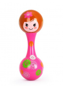 Early Education 3 Month Olds + Baby Toy Handbell Shaker Kids Plastic Maracas Rattle for Children & Kids Boys and Girls